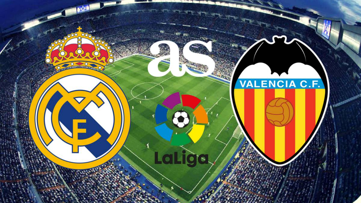 Real Madrid vs Valencia: how and where to watch: times, TV, online