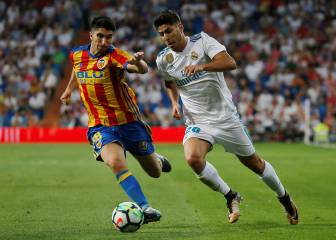 Asensio saves Real Madrid from the jaws of defeat