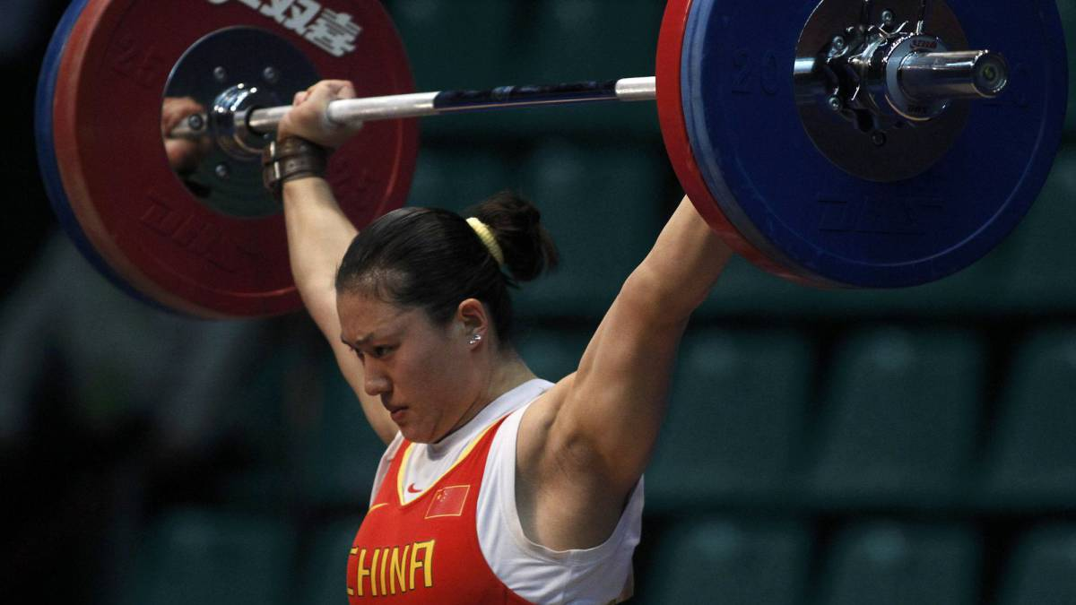 China faces weightlifting ban following doping charges