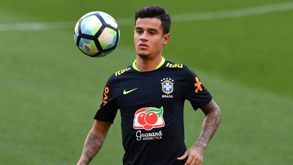 Yahoo: Liverpool agree to sell Coutinho for 160M euros