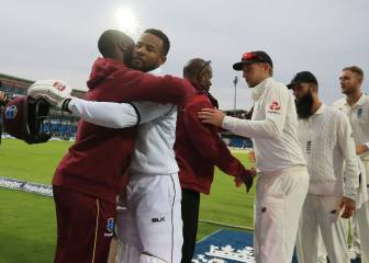 Hope shines as West Indies stun England at Headingley