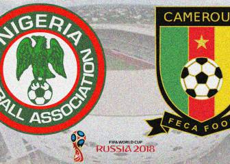 Nigeria vs Cameroon: how and where to watch: TV, online...