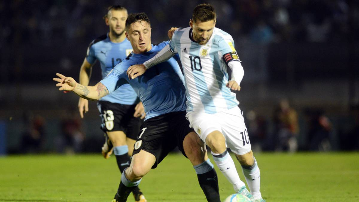 Uruguay 0-0 Argentina 2018 World Cup qualifier: match report