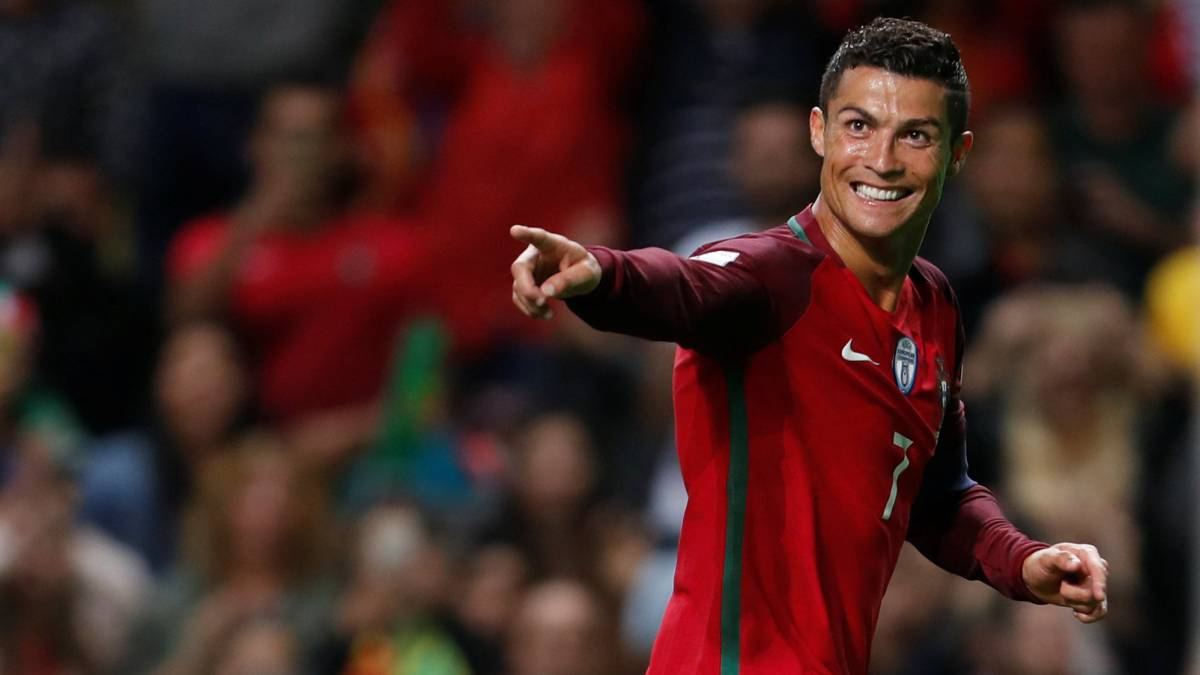 Cristiano overtakes Pelé in international goals