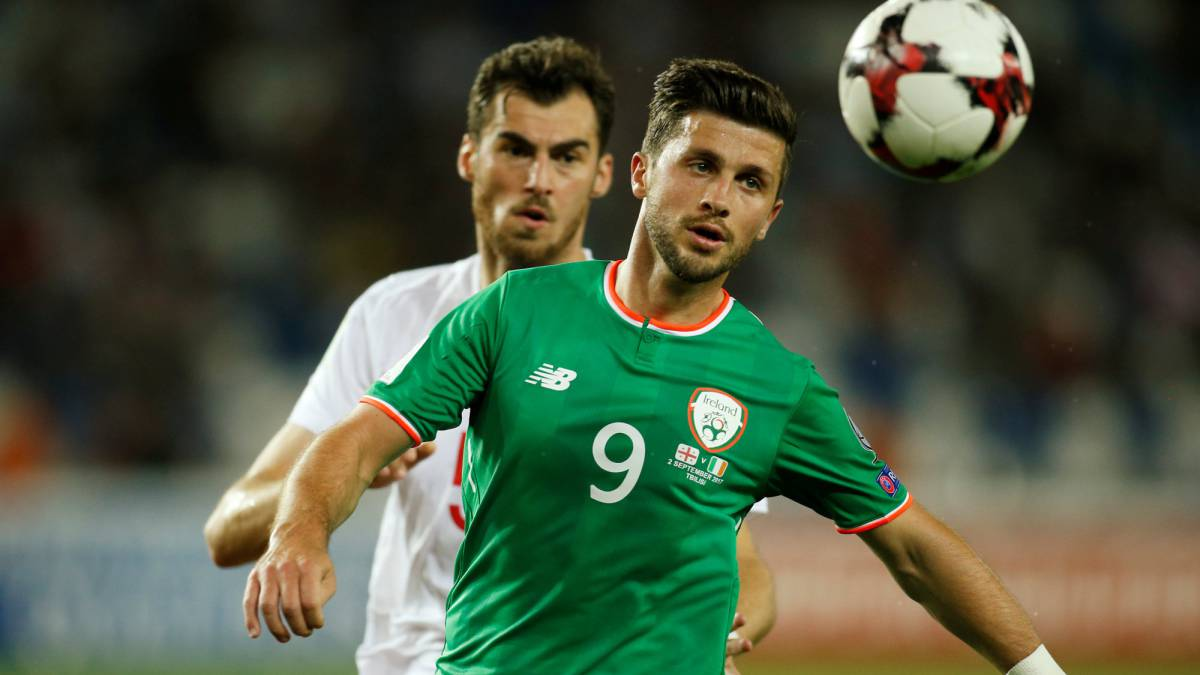 Georgia 1 Ireland 2018 World Cup Qualifier Match Report Goals As It Happened