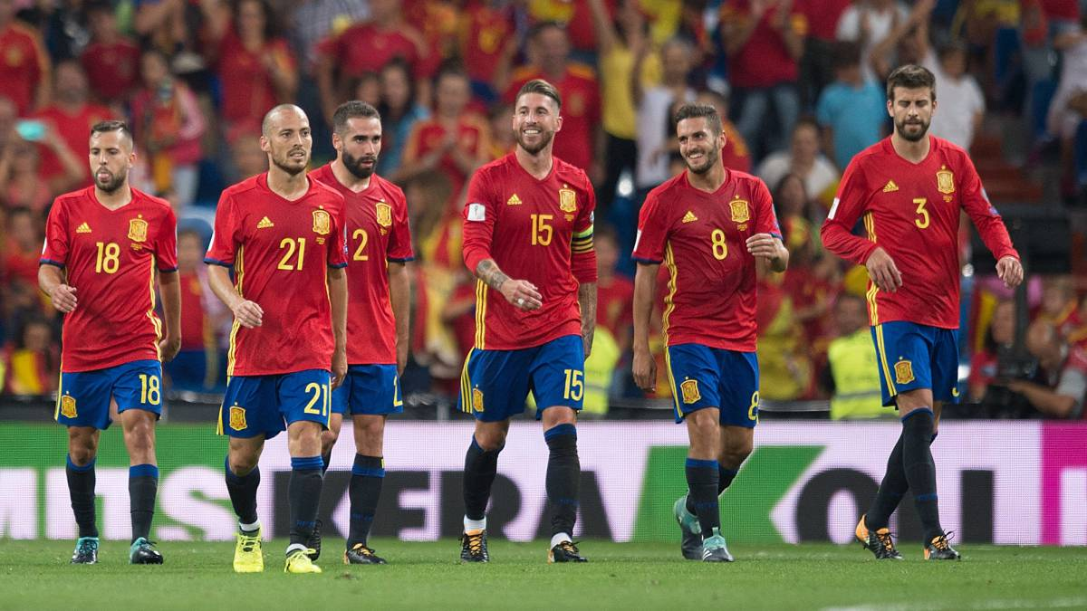 All the information you need on where and when to watch Liechtenstein vs Spain in 2018 World Cup qualifying Group G on Tuesday.
