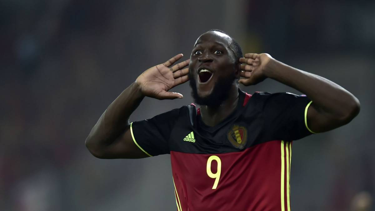 Belgium qualify for 2018 World Cup
