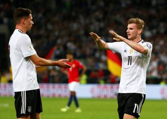 Germany beat Norway to take a step closer to the World Cup