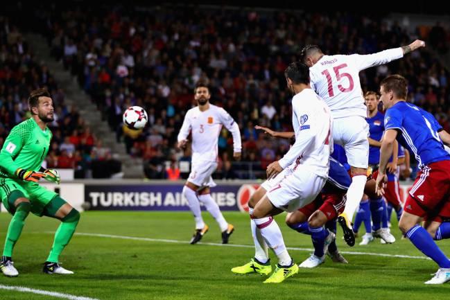 Spain Portugal Euro 2018 Match Statistics Soccer - image 9