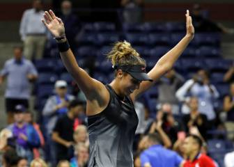 Keys completes US sweep at Flushing Meadows