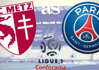 Metz vs PSG, how and where to watch