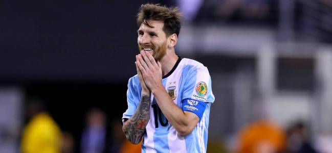 Press criticises Messi after draw with Venezuela