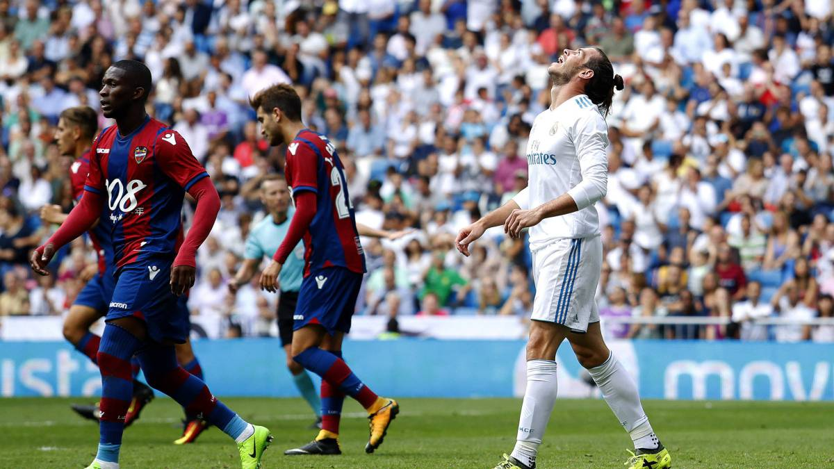 Real Madrid 1-1 Levante: match report, as it happened, goals