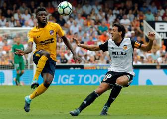 Valencia hold toothless Atletico for valuable point
