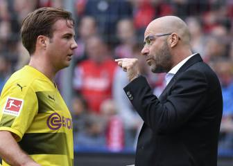 Dortmund held despite playing 10 men for an hour at Freiburg