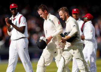 England beat West Indies and take the series 2-1