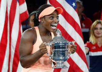 Sloane Stephens, level-headed after US Open triumph