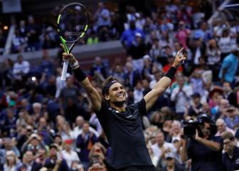 Rafa Nadal wins 16th Grand Slam title at US Open