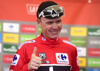 Chris Froome finally ends long Vuelta wait