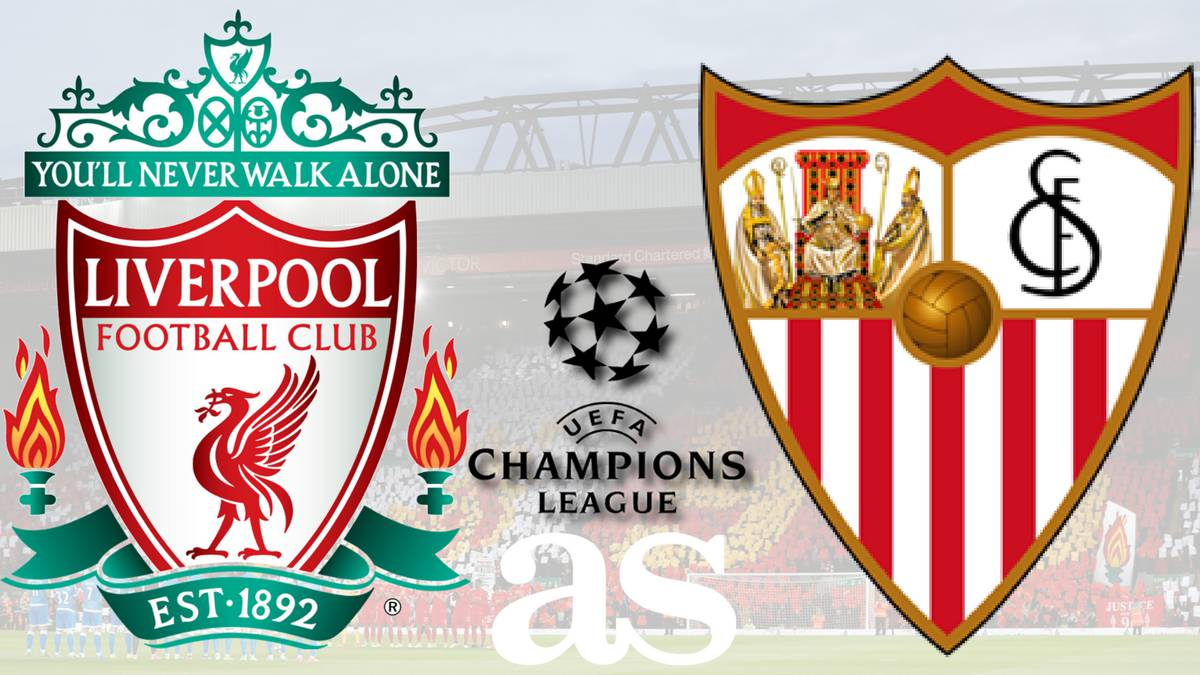 All the information you need on where and when to watch the Champions League clash at Anfield as Liverpool face Sevilla on Wednesday Sept. 13 at 20:45 CEST.