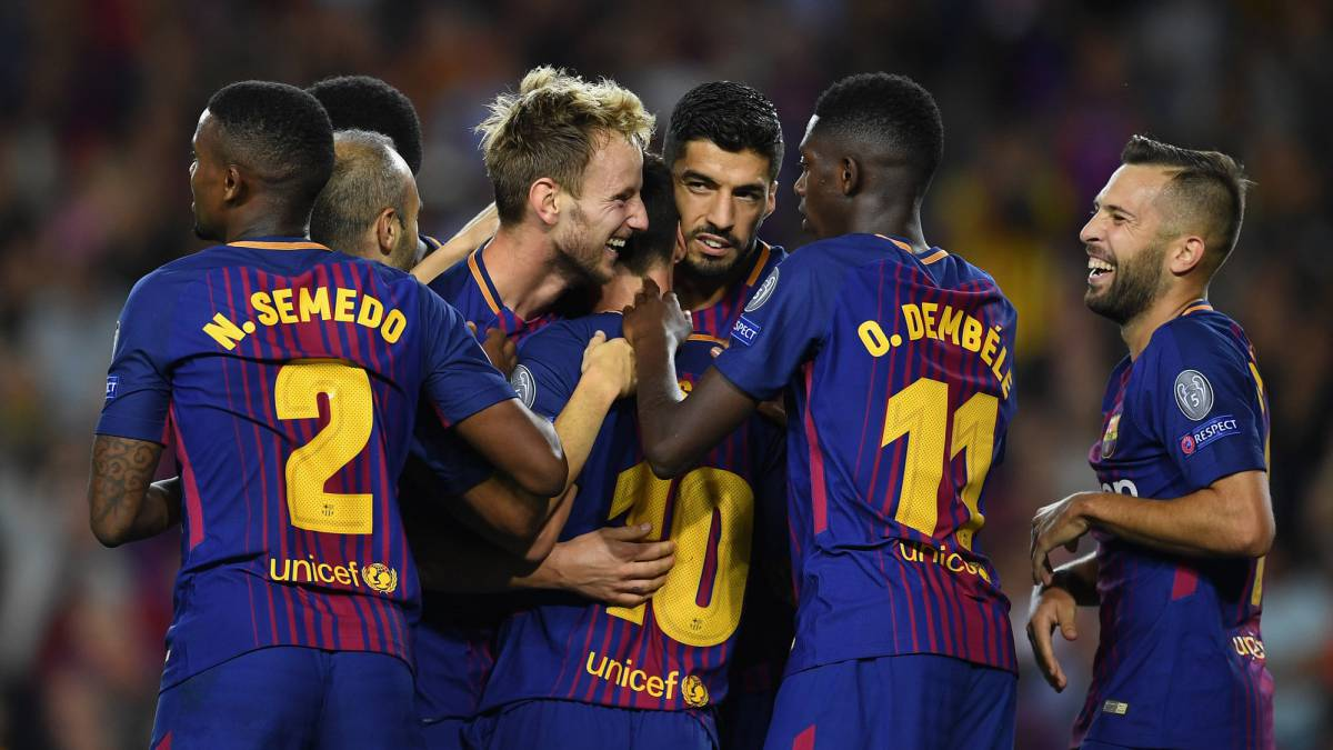 Barcelona Vs Juventus Live Champions League 2017 2018 As Com