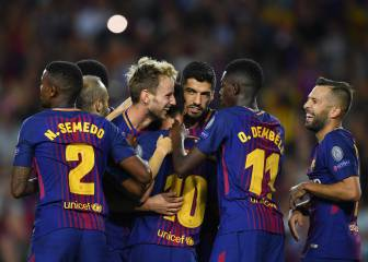 Clinical Barça brush Juve aside