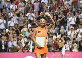 Kimiko's final date ends in tears as Japan's grande dame retires