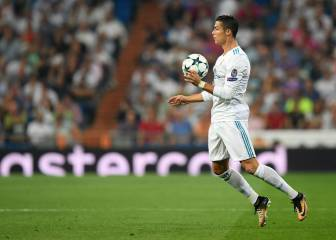 Ronaldo double helps Real Madrid over APOEL