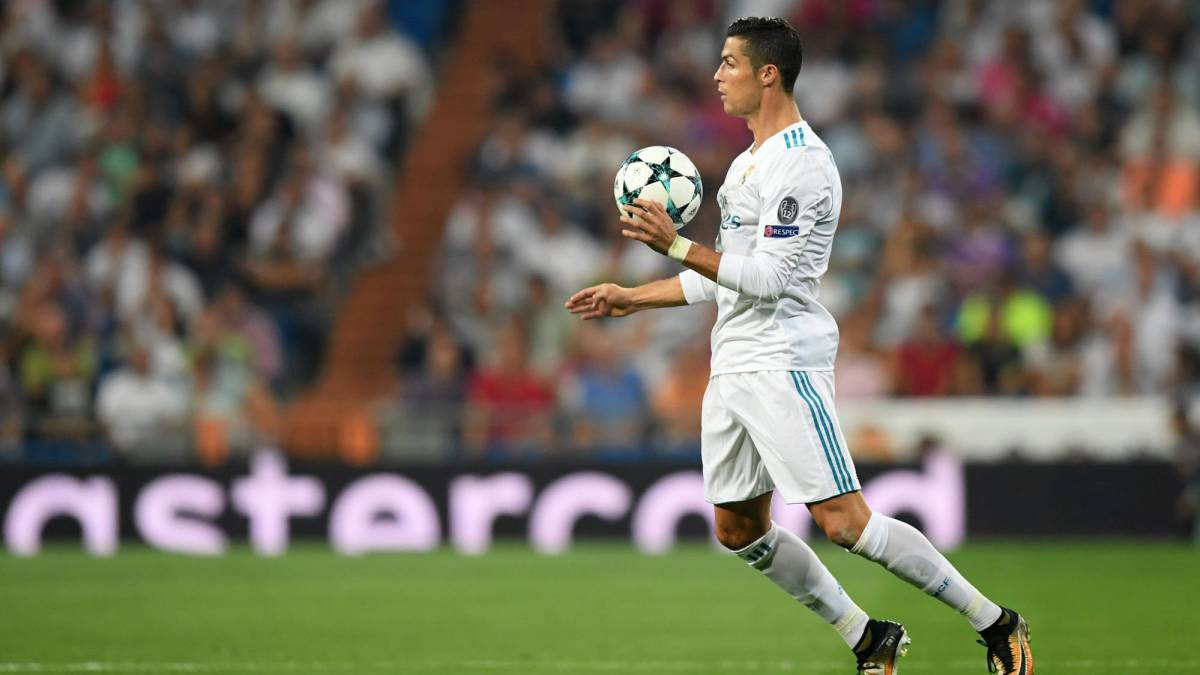 Matches of Real Madrid in the Champions League 2018 - 2019 51