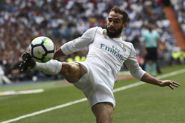 Real Madrid line up raft of contract extensions: Isco, Marcelo, Zidane, Carvajal