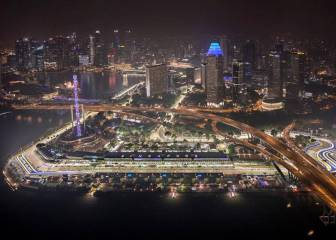 F1 in discussions to extend Singapore GP contract