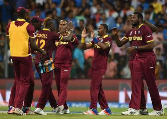 Ireland vs West Indies match abandoned due to wet outfield