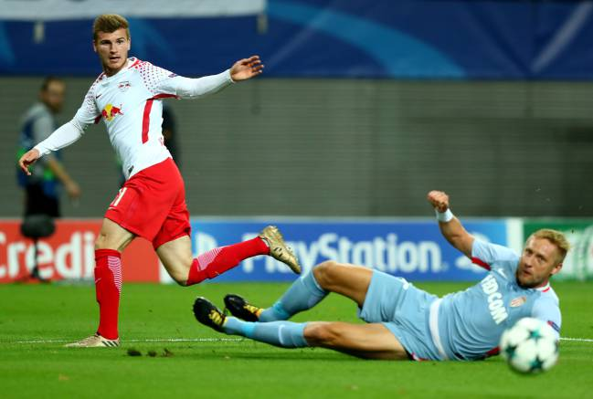 Timo Werner enjoying Real Madrid's interest