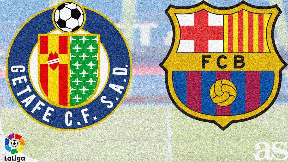 All the information on how, where and when to watch Barça face Getafe in LaLiga at the Coliseo Alfonso Perez on Saturday 16 September at 16:15.