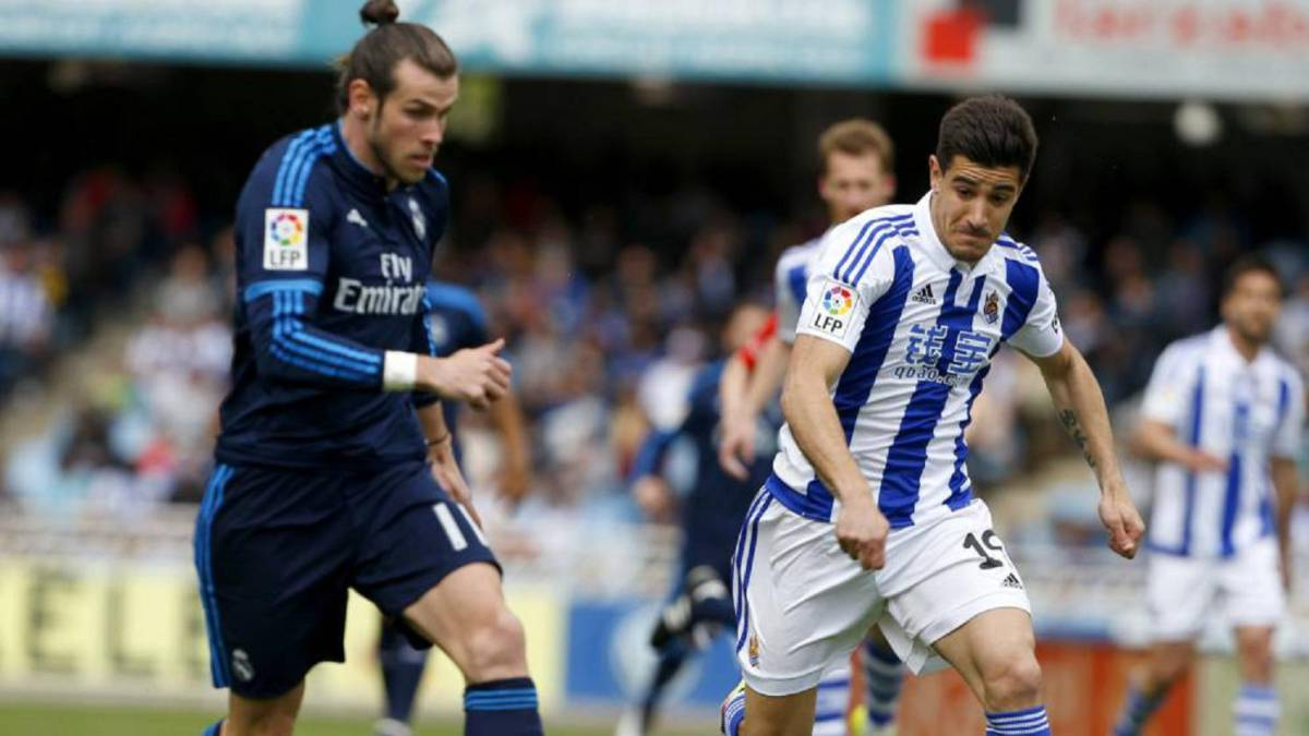 How and where to watch Real Sociedad v Real Madrid