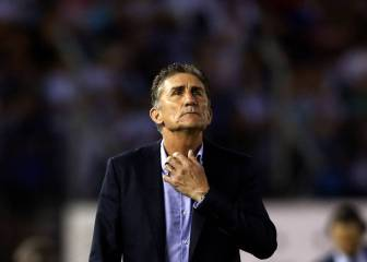 Edgardo Bauza replaces Van Marwijk as Saudi Arabia coach
