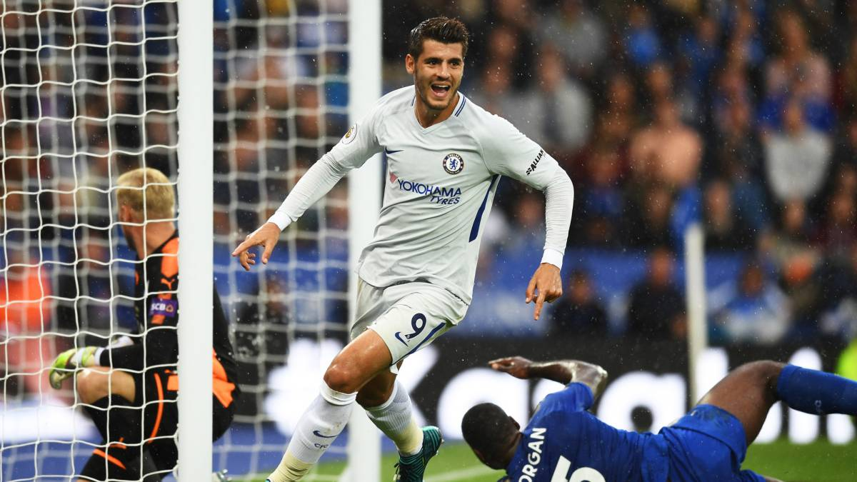Morata calls on Chelsea fans to stop anti-Semitic chants