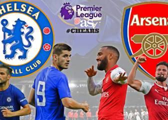 Chelsea vs Arsenal, live online: Premier League