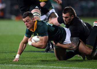 South Africa's flanker Jaco Kriel out for six months