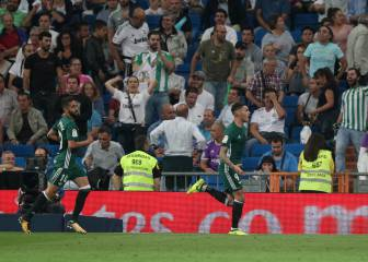 Betis win it at the death as Real Madrid fall seven behind Barça