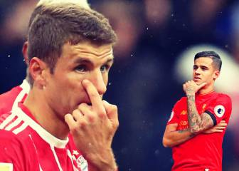 Müller was reason Barça failed to sign Liverpool's Coutinho