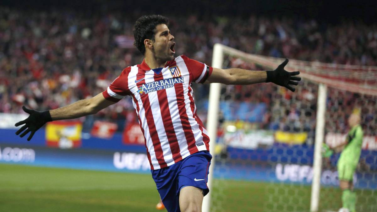Official: Atlético Madrid announce Diego Costa deal