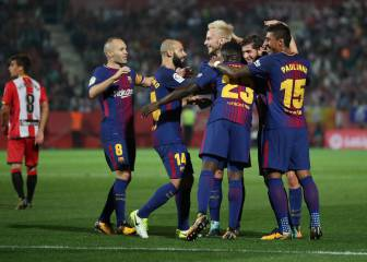 Barcelona extend LaLiga lead with comfortable win at Girona