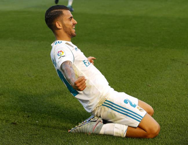 Zinedine spoke to the press after Real Madrid's win against Alavés, discussing Cristiano Ronaldo, Dani Carvajal, and match-winner Dani Ceballos.
