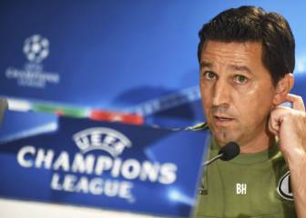 Olympiacos sack coach Hasi after derby defeat - reports