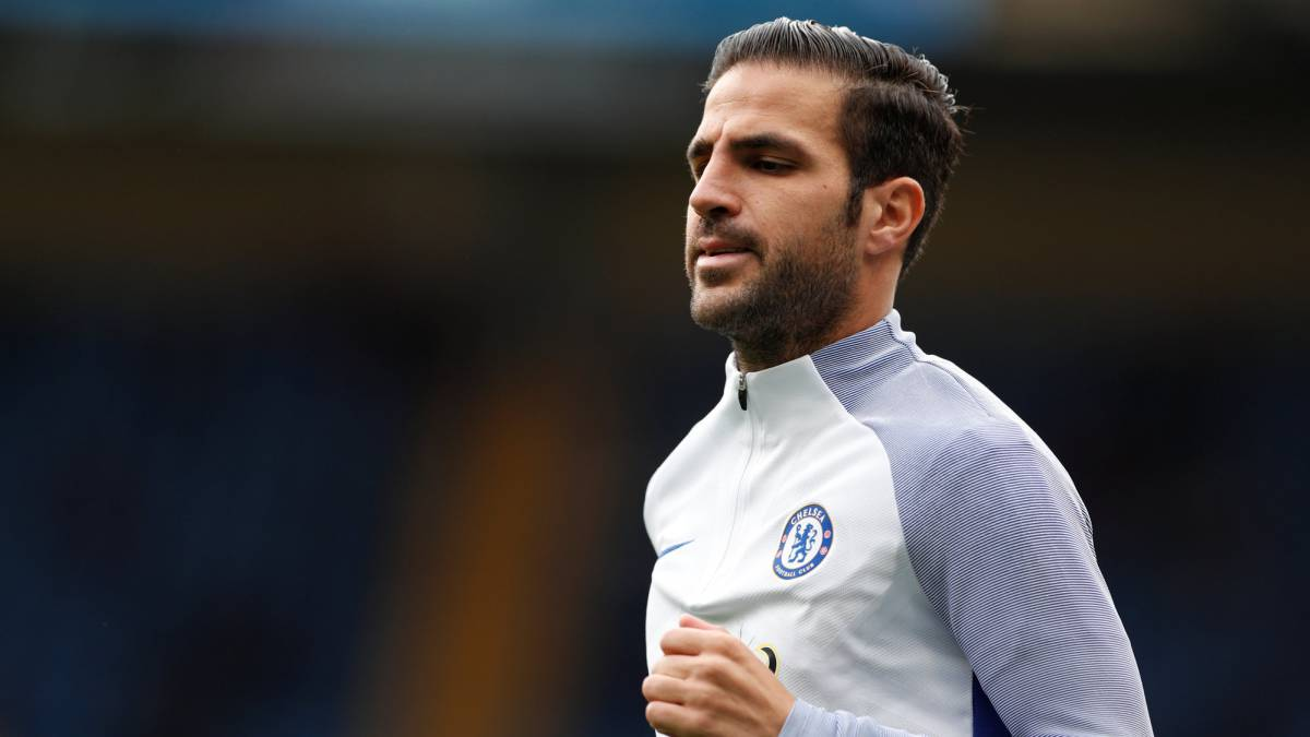 "Cesc: ""We're starting to be the great team we used to be"""
