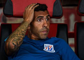 Shanghai Shenhua deny that Tevez has been dismissed