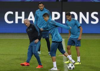Borussia Dortmund vs Real Madrid: team news