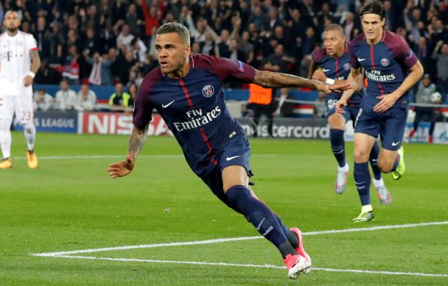 Psg 3 0 Bayern Munich As It Happened Goals Match Report Ascom