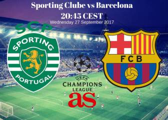 Sporting CP vs Barcelona, live online: Champions League